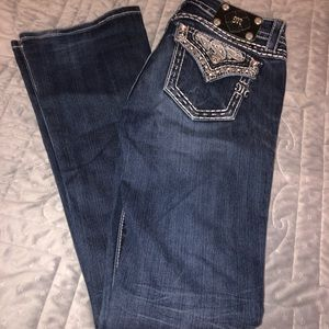 Size 27 Miss Me Bootcut Jeans